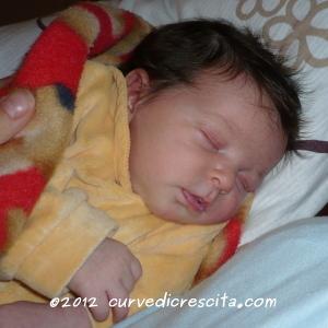 I primi 3 mesi di vita del bambino
