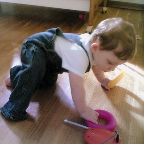Il bambino dai 10 ai 12 mesi