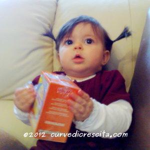 Bambino 9 Mesi Urla.Il Bambino Dai 7 Ai 9 Mesi Curve Di Crescita