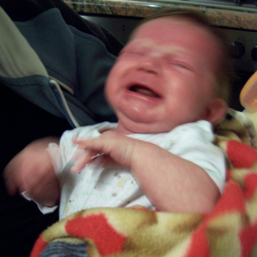 Il mio bambino ha le coliche?