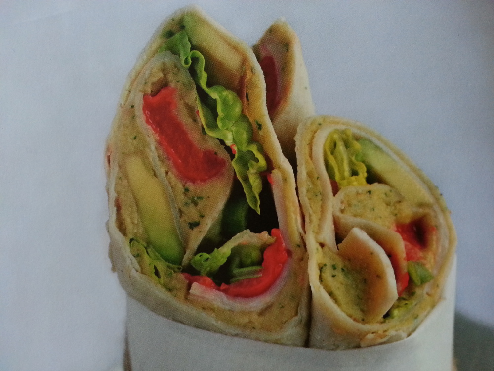 Tortillas wrap