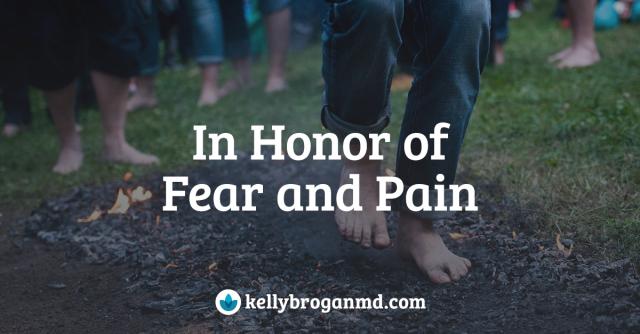 In onore della paura e del dolore