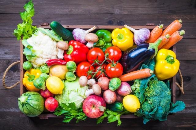 Calendario verdure di stagione